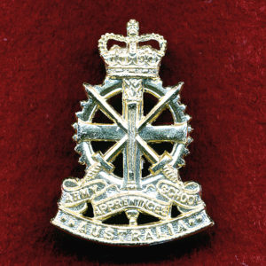 Hat Badge - Army Apprentices School (A/A)