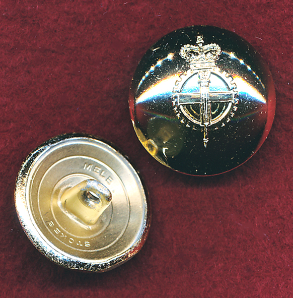 Button - Army Apprentice School (L)  (Qty 1)