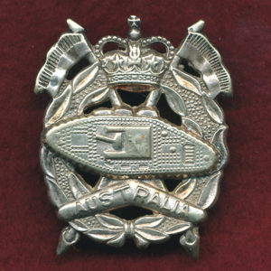 RAAC - Hat Badge (53/60)
