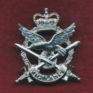 Hat Badge - AAAvn Corps