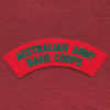 Shoulder Title - AABC - Cloth  62/96