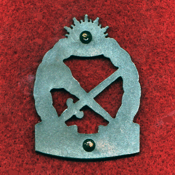 Cadet Corps Hat Badge ca 2000