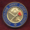 Cadet Corps Hat Badge ca 1980s