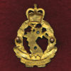 Hat Badge - RAADC 1953-60