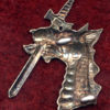 Collar Badge - RAADC  (worn right) (53/60)