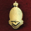 Deakin University Company Collar Badge (w/L)