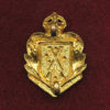 RA INF Collar Badge 1948-53