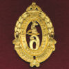 6 INF BN Hat Badge 1948-53
