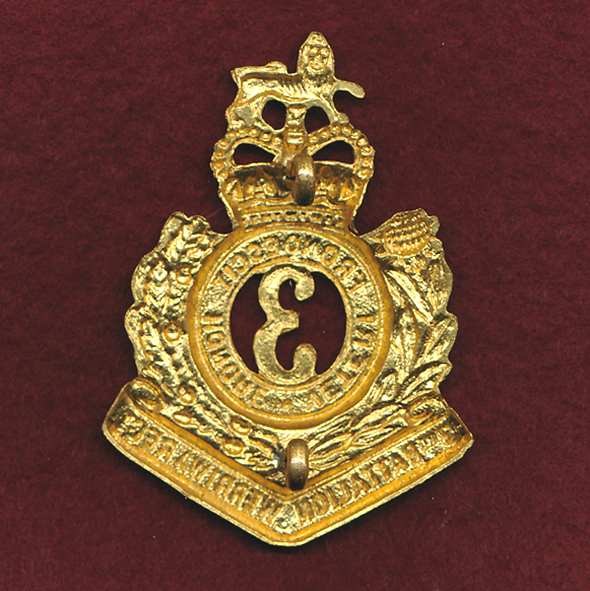 3 INF BN Hat Badge (Werriwa Regt)(53/60)