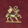 2 Inf Bn Collar Badge 53/60 (Newcastle)