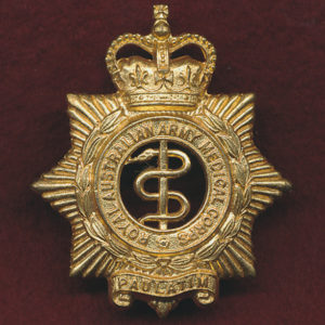 Hat Badge - RAAMC 1953-60
