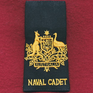 Navy Cadets - Warrant Officer