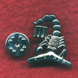 3 Cav Regt Lapel Pin (SVN)