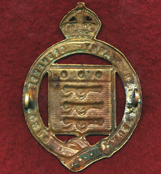 Hat Badge - AAOC 1930-42