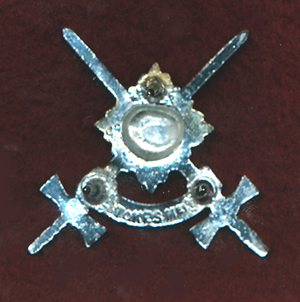 Hat Badge - OTU - Officer Training Unit(A/A)