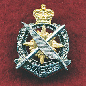 Collar Badge - Public Relations