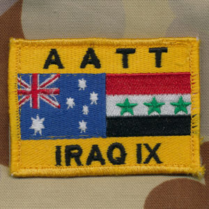 IRAQ - AATT Iraq IX (Original)
