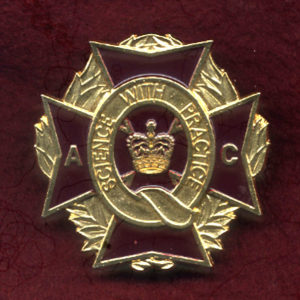 QAC - Hat Badge