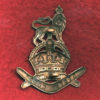 Hat Badge - Staff Corps