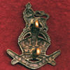 Collar Badge - Staff Corps (w/R)