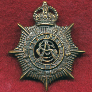 Hat Badge - AASC (Oxy) (30/42)
