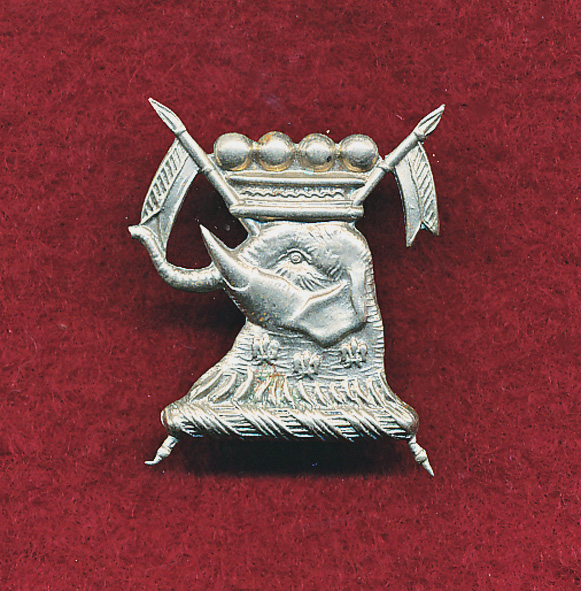 16 Light Horse Regiment Collar Badge (#1)