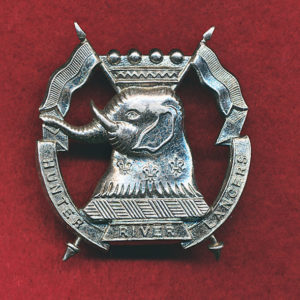 12/16th HRL Hat Badge  (60/85)