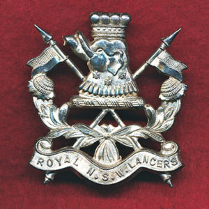 1/15th RNSWL Hat Badge  (48/60s)