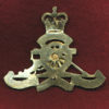 Hat Badge - RAA (Officers)  (post 97)