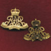 Collar Badge - RAA (ORs)  (53/60)