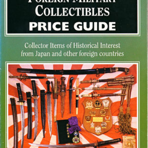 JAPANESE & OTHER MILITARY COLLECTIBLES
