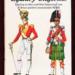 INFANTRY UNIFORMS   1742-1855