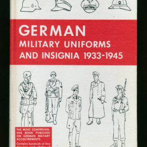 German Military uniforms & Insignia  1933-45