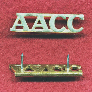 Shoulder Title - AACC  (A/A)