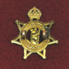 24 INF BN Collar Badge  (Kooyong Regt) (w/L)