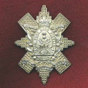 30 INF BN Hat Badge (30/42) (2nd Pattern)