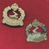 33 INF BN Collar Badge (30/42)  (w/R)