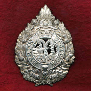 41 INF BN Hat Badge (48/53)