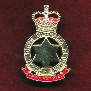 RSAR Hat badge (60/85)