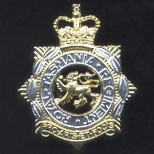 RTR Hat Badge (60/85)