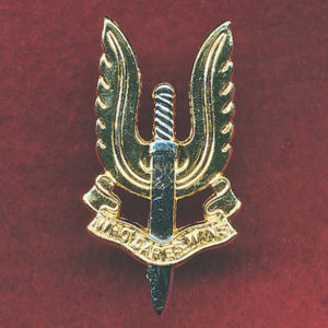 SASR Hat Badge (Post 96)