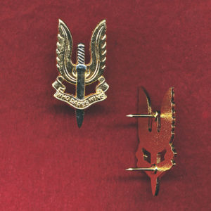 SASR Collar Badge (Pos96)