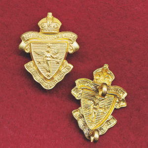 MUR - Collar Badge (w/L)  (48/60)