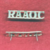 Shoulder Title  (A/A) - RAAOC