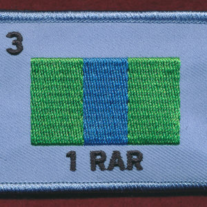 1st Battalion, Royal Australian Regiment (1 RAR) Replicated