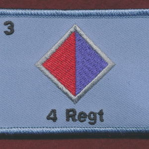 4th Regiment, Royal Regiment of Australian Artillery  Replicated