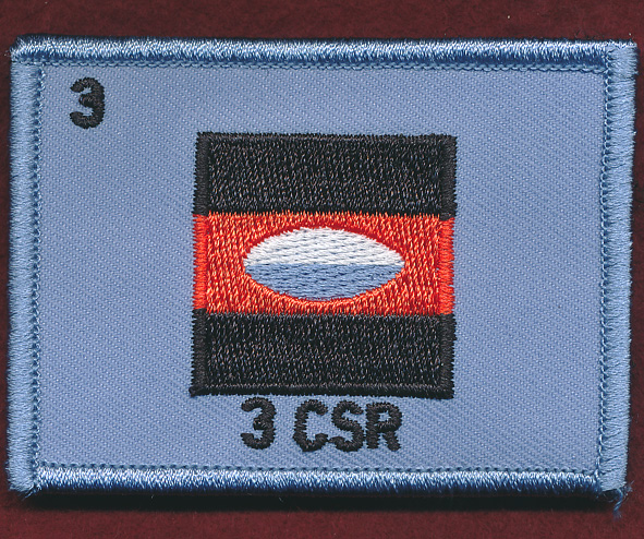 3rd Combat Signal Regiment (3CSR) Replicated