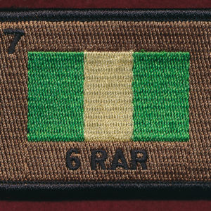 6th Battalion, The Royal Australian Regiment (6 RAR) Replicated