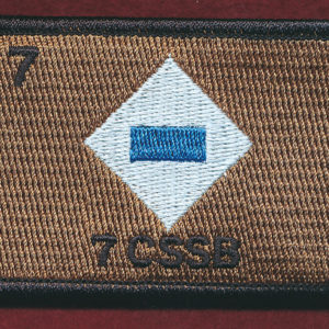 7th Combat Service Support Battalion (7 CSSB) Replicated