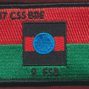 9th Force Support Battalion (9 FSB) Replicated